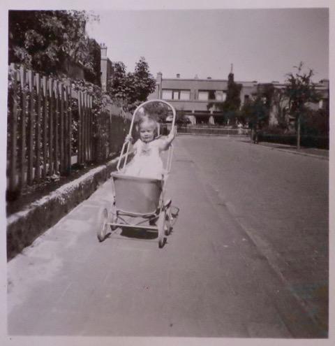 Veronica Vos 1954